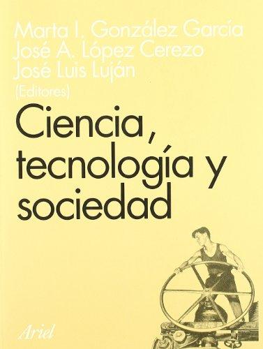 9788434411715: Ciencia, tecnología y sociedad