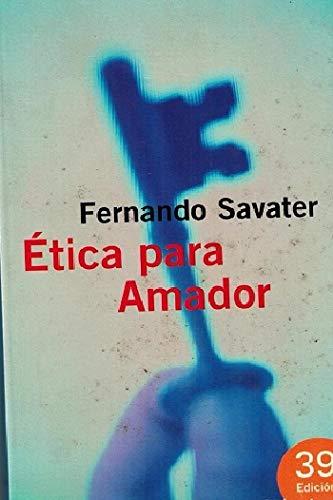 9788434411982: Ética para Amador (ZAPPC)
