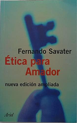 9788434411982: Etica Para Amador