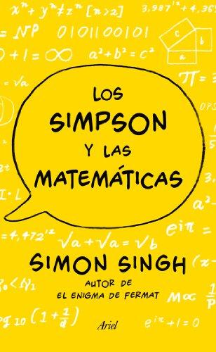 9788434412170: Los Simpson y las matemticas