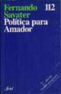 9788434412255: Politica Para Amador