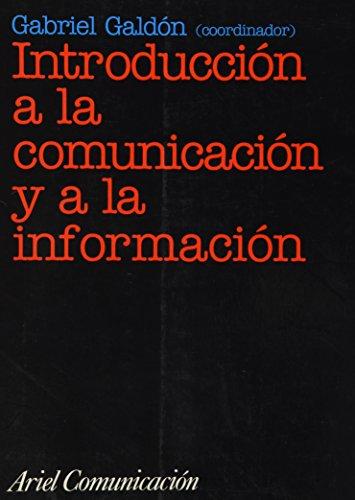 9788434412897: Introduccion a la Comunicacion y a la Informacion (Spanish Edition)
