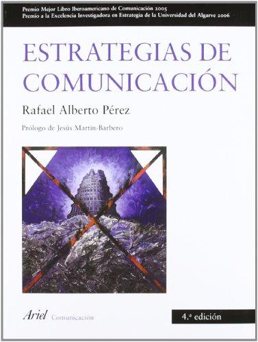 9788434413085: Estrategias de comunicación (COMUNICACION)