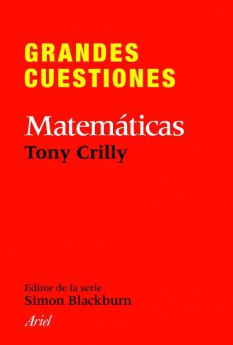 9788434413382: Grandes cuestiones. Matemáticas (Grandes Cuestiones (ariel))