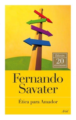 9788434413528: Ética para Amador: Edición 20 aniversario (Biblioteca Fernando Savater)