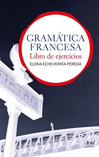 9788434413559: Gram�tica francesa. Libro de ejercicios (Ariel Letras)