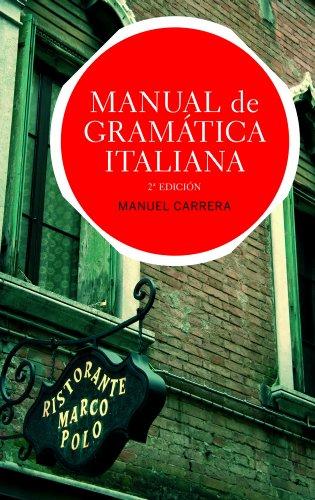 9788434413573: Manual de Gramática Italiana