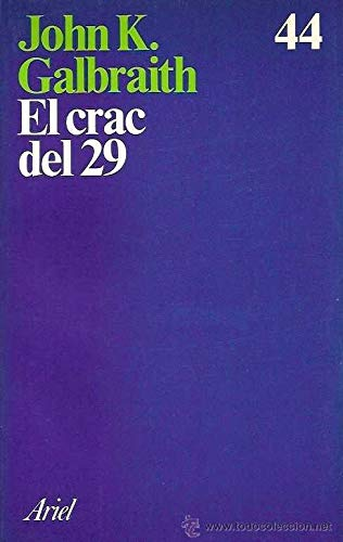 9788434414365: Crac del 29, El (Spanish Edition)