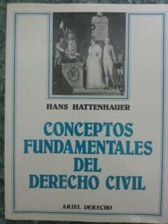 9788434415287: Conceptos fundamentales del derecho civil
