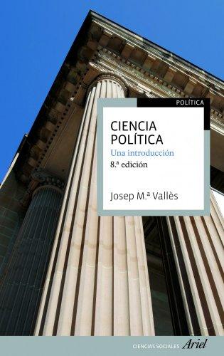 9788434417175: Ciencia política: una introducción (Ariel Social)