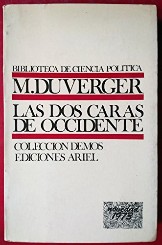 9788434417908: LAS DOS CARAS DE OCCIDENTE