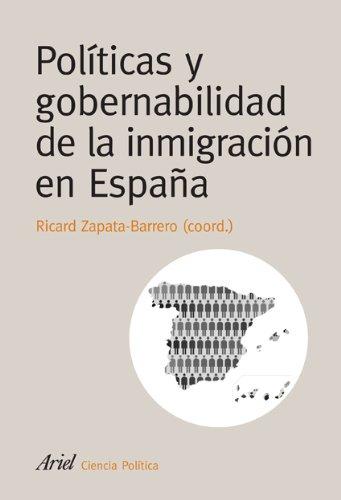 9788434418387: Politicas y gobernabilidad de la inmigracion en Espana