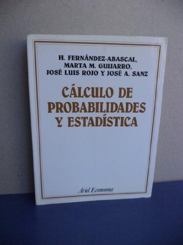 9788434420946: CALCULO DE PROBABILIDADES Y ESTADISTICA