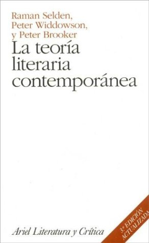 9788434425040: La Teoria Literaria Contemporanea (Spanish Edition)