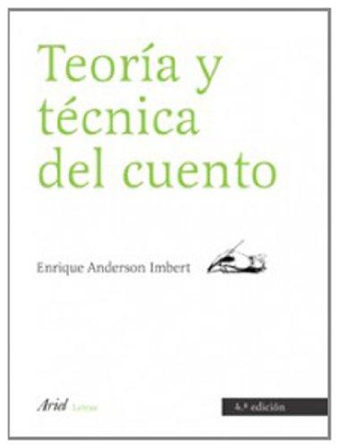 9788434425132: Teoría y técnica del cuento (Ariel Letras)