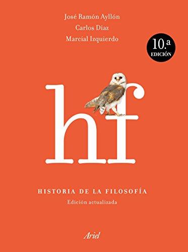 Historia de la filosofia: Ayllon Vega, Jose
