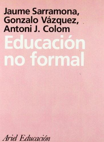 9788434426191: Educación no formal (Ariel Ciencias Sociales)