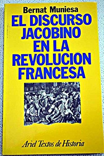 9788434428621: DISCURSO JACOBINO EN LA REVOLUCION FRANCESA, EL