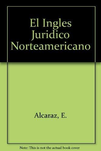 9788434432260: Inglés jurídico norteamericano (ed. 2002)