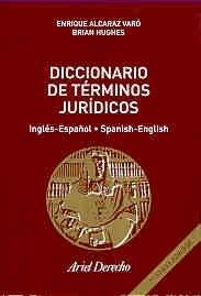 Diccionario de Terminos Juridicos: Ingles-Espanol/Spanish-English (Ariel Derecho) (Spanish Edition)...
