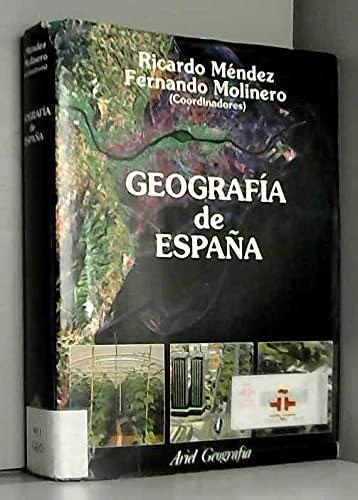 9788434434516: Geografía de España (Ariel geografía) (Spanish Edition)