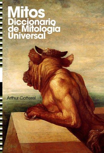 9788434434899: Mitos: Diccionario de mitología universal (Ariel)