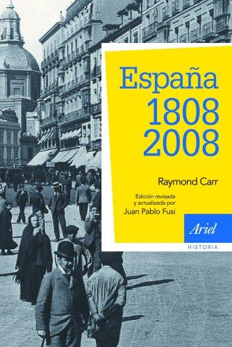 9788434434929: ESPAÑA: 1808-2008 (Spanish Edition)
