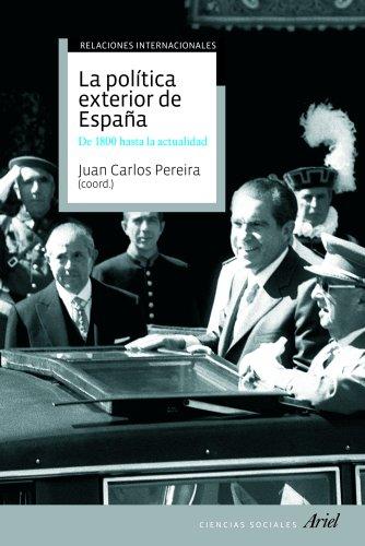 La política exterior de España: JUAN CARLOS PEREIRA