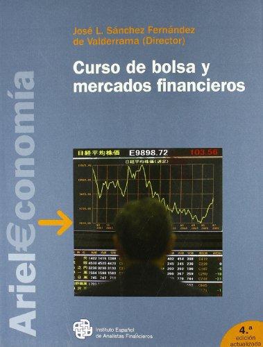 9788434445376: Curso de bolsa y mercados financieros (Ariel Economia Y Empresa)
