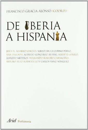 De Iberia a Hispania - García Alonso, Francisco