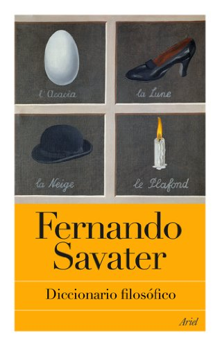9788434453371: Diccionario filosófico (Biblioteca Fernando Savater)