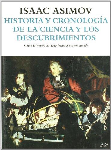 9788434453449: Historia y cronolog?a de la ciencia y los descubrimientos