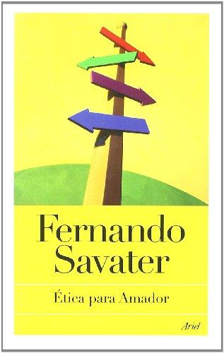 9788434453623: Ética para Amador (Bibl.Fernando Savater)
