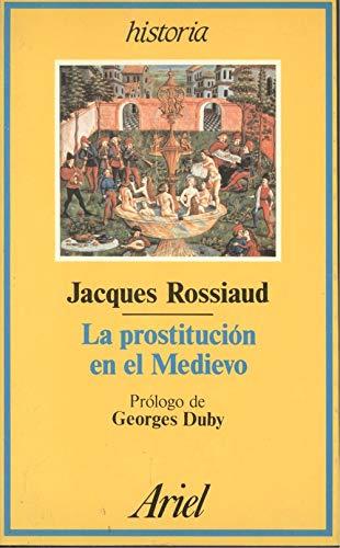 9788434465558: La prostitucion en el medievo