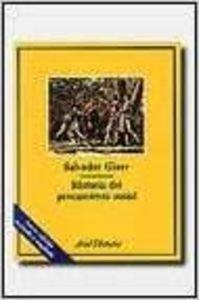 9788434465749: Historia del pensamiento social