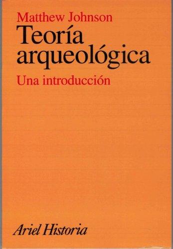 9788434466234: Teoria Arqueologica