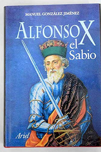 9788434467583: Alfonso X, El Sabio (Spanish Edition)