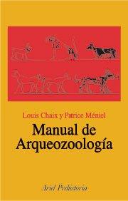 9788434467729: Manual de Arqueozologia (Spanish Edition)