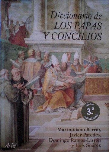 9788434467842: Diccionario de los Papas y Concilios (ZAPPC2)
