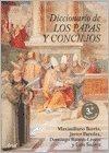 9788434467842: Diccionario de Los Papas y Los Concilios (Spanish Edition)