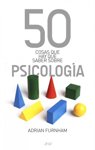 9788434469075: 50 cosas que hay que saber sobre psicología