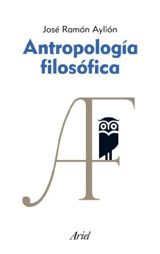 9788434469617: Antropologia Filosofica