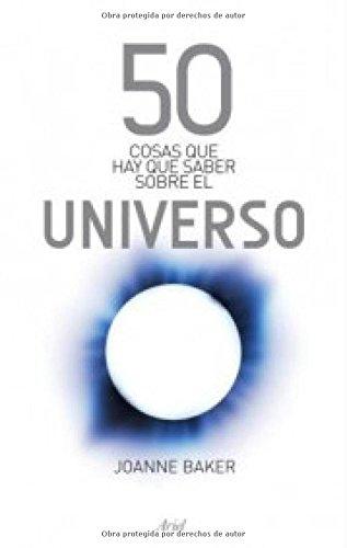 9788434469808: 50 Cosas Sobre el Universo
