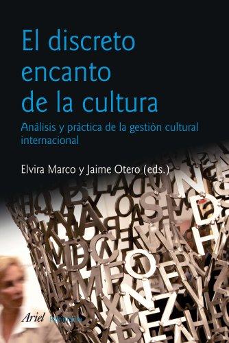 El discreto encanto de la cultura: Marco Martínez, Elvira Otero Roth, Jaime (1960- )