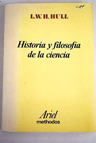 9788434480124: Historia y filosofia de la ciencia