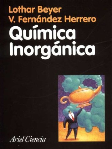 Quimica Inorganica: Lothar Beyer; Vicente