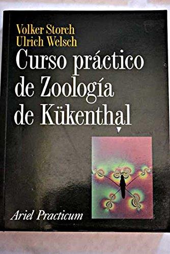 9788434480353: Curso Practico de Zoologia de Kukenthal (Spanish Edition)