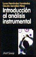 Introduccion Al Analisis Instrumental (Spanish Edition): Claudio Gonzalez Perez