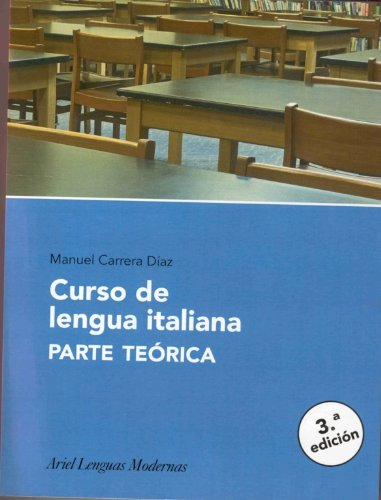 9788434481084: Curso de lengua italiana. Parte teórica (Ariel Letras)