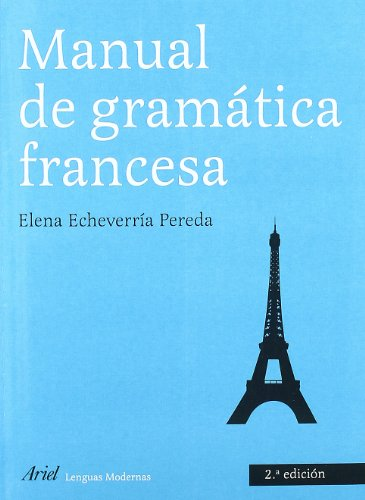 9788434481237: Manual de gramática francesa
